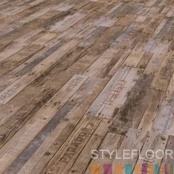 Boxwood vintage hneda